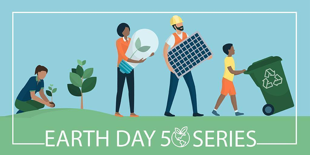 Earth Day 50 Series: Diversity for Sustainability