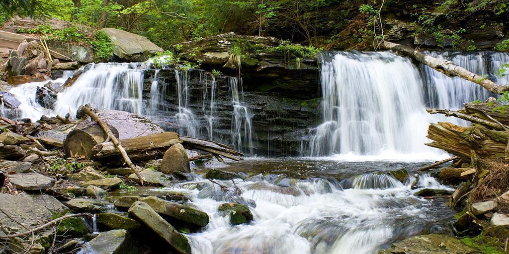 Waterfall Wanderlust: Explore Pennsylvania's Falling Waters