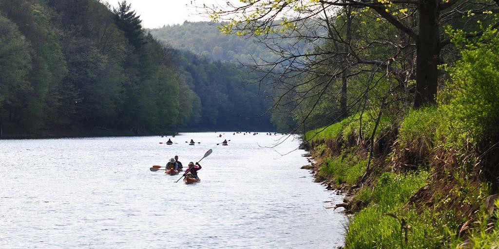 PA River Sojourns Offer More than a Quick Paddle