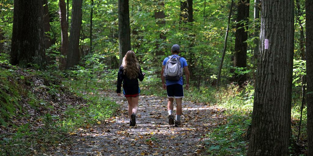 Learn and Explore with a Walk in Penn's Woods