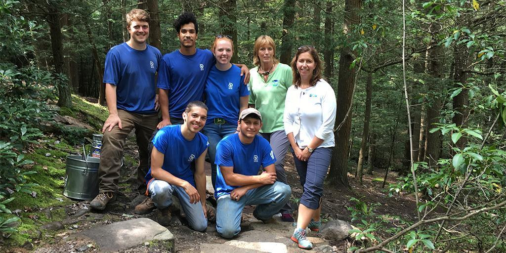 From Dreaming It to Living It: A Recent College Grad's Journey into an Environmental Conservation Career with the Pennsylvania Outdoor Corps