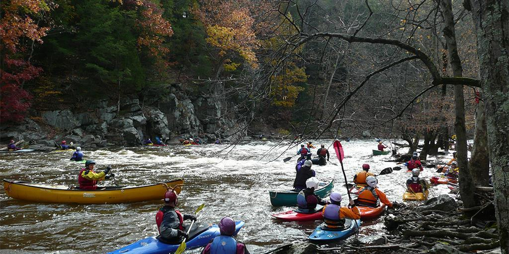 Whitewater Release into Tohickon Creek Planned this Weekend