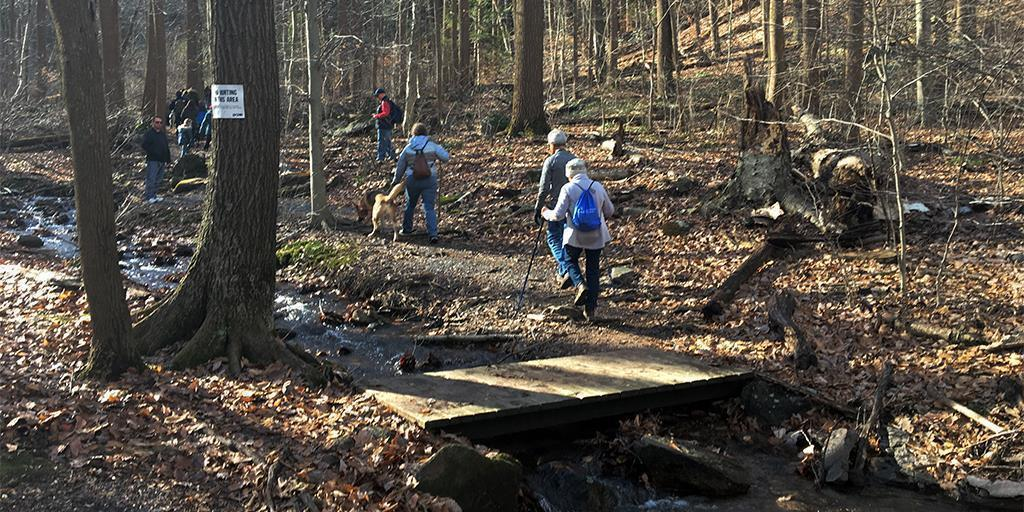 First Day Hikers Log Almost 8,000 Miles in Pennsylvania on New Year's Day