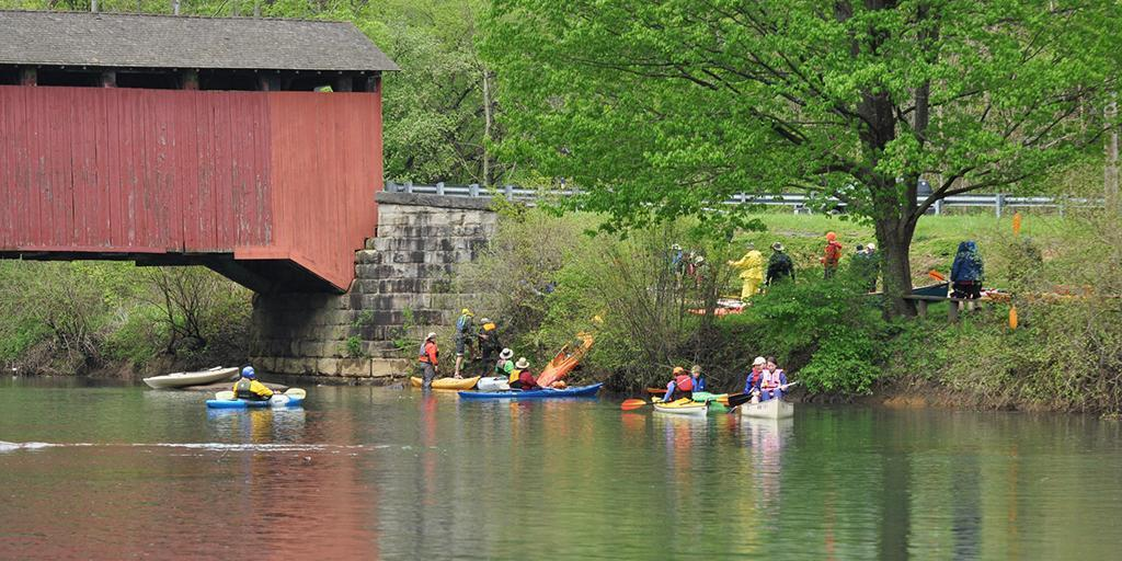 Celebrate and Enjoy PA Rivers: Participate in an Annual Sojourn