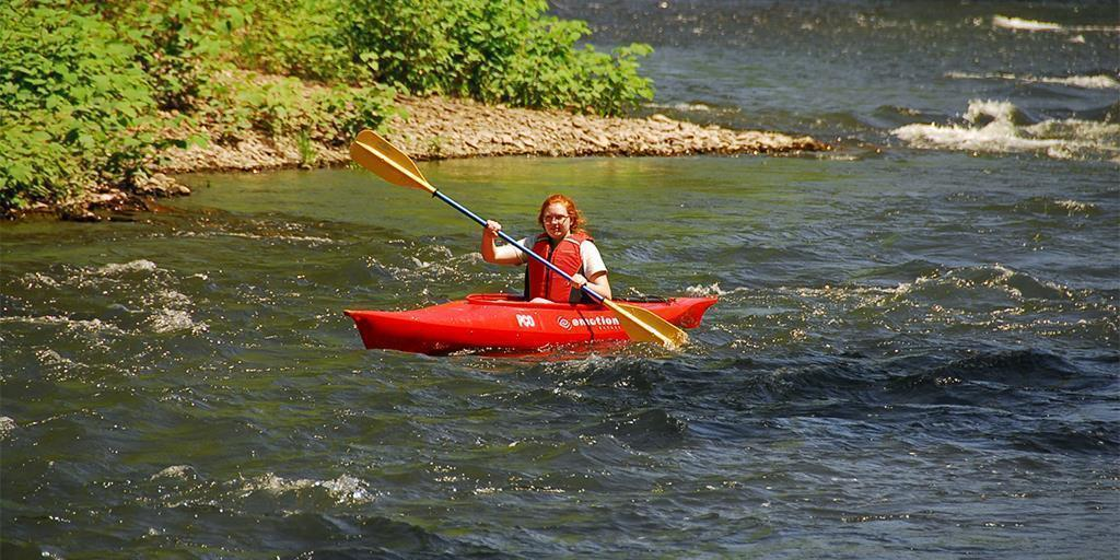 Canoeing and Kayaking Pennsylvania's Scenic Waterways in the Age of Climate Change