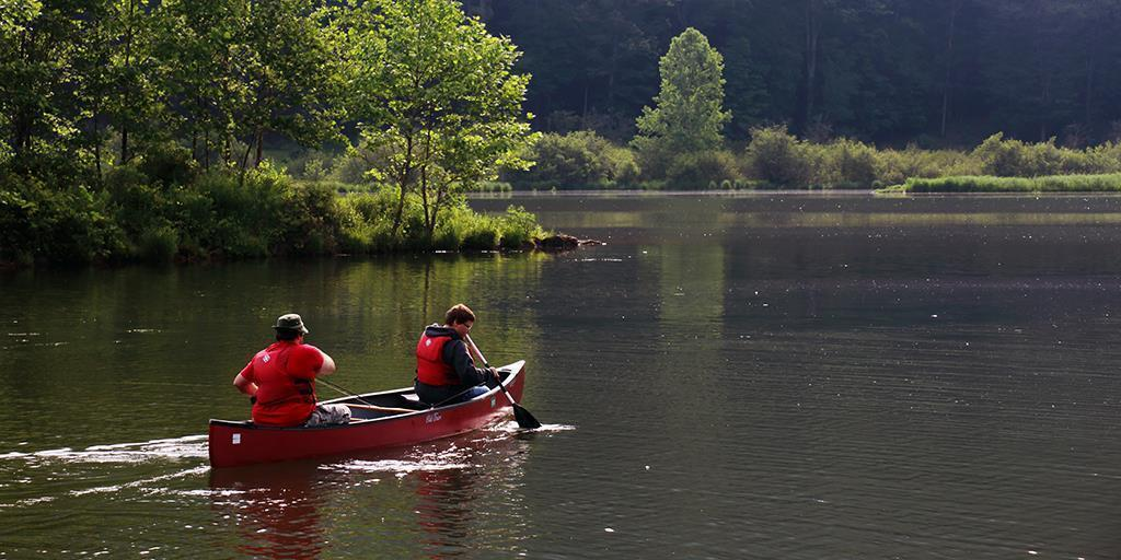 ​The Best Way to Explore Water Trails May Be by Canoe