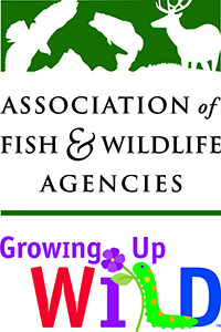 Association of Fish and Wildlife Agencies' Growing Up WILD logo