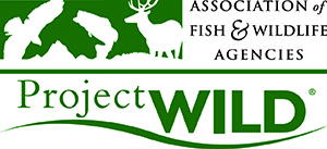 Association of Fish and Wildlife Agencies' Project WILD logo in green