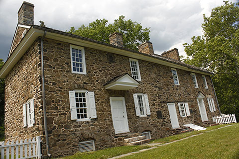 American Revolution Site and Buildings