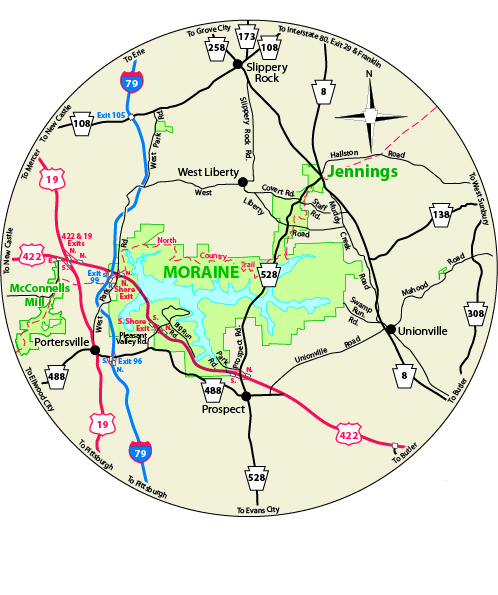 Moraine State Park on valley of fire state park map, charlie daniels park map, moraine state park fishing map, moraine park campground map, world's end state park map, arkansas diamond state park map, alpine valley ski resort map, horicon state park map, pacific beach state park map, union grove state park map, devil's den state park map, milton state park map, bennett spring state park map, moraine state park hunting map, lake arthur moraine state park map, anza-borrego desert state park map, cumberland state park map, geneva lake state park map, moraine lake canada map, moraine view state park map,